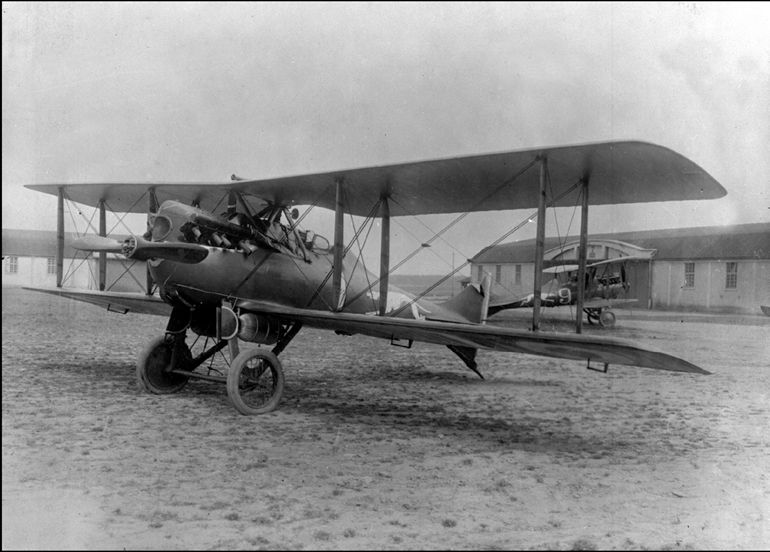 commercial aviation in the 1920s essay