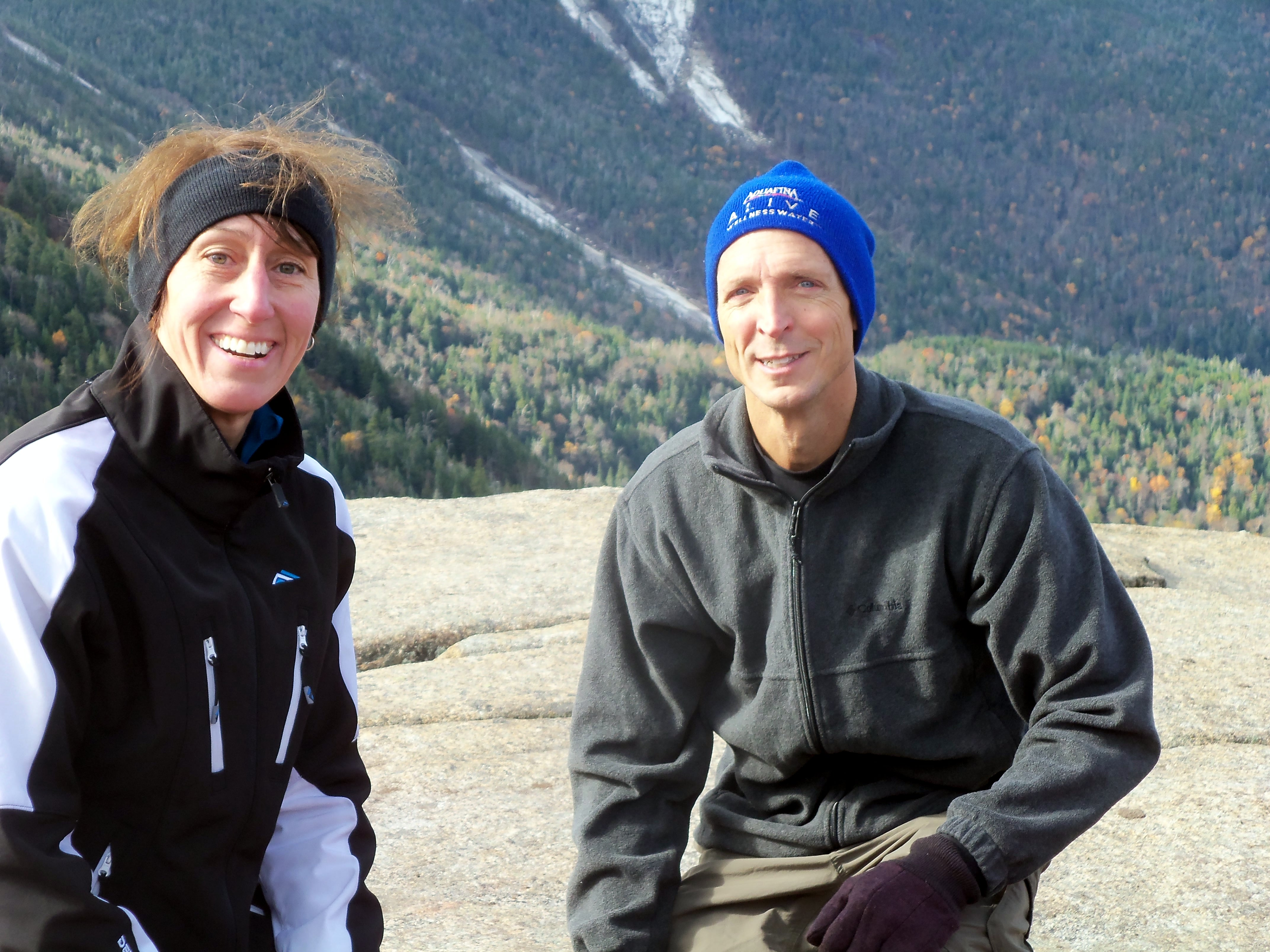 46ers on Armstrong in the Adirondacks