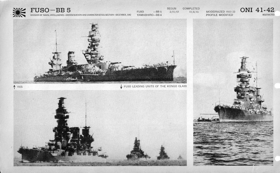 Battleship Fuso photos
