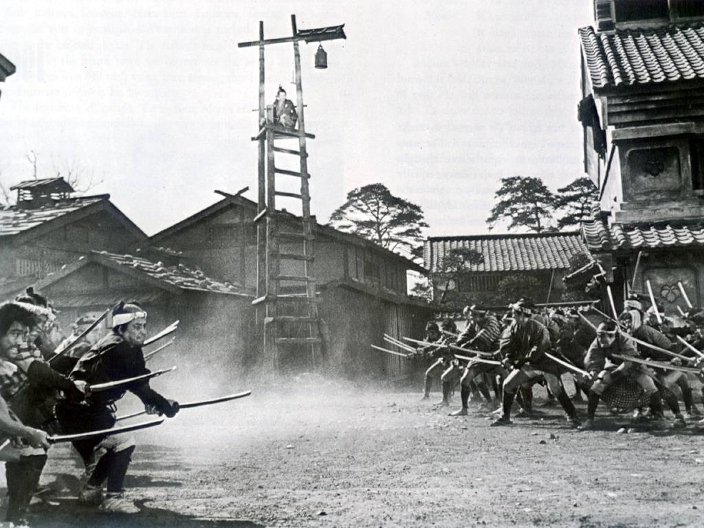 Sanjuro as director
