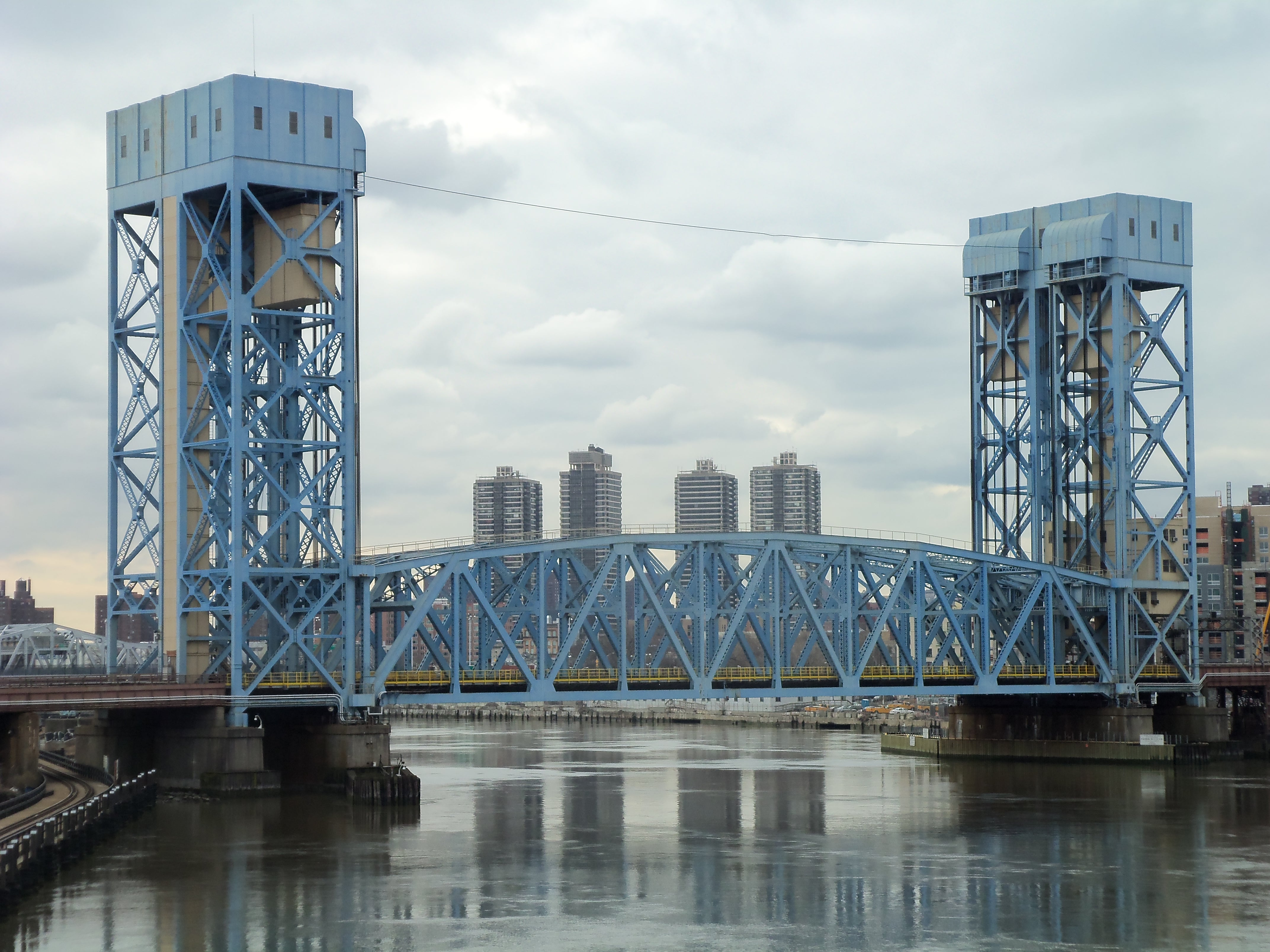 Metro North railroad bridge