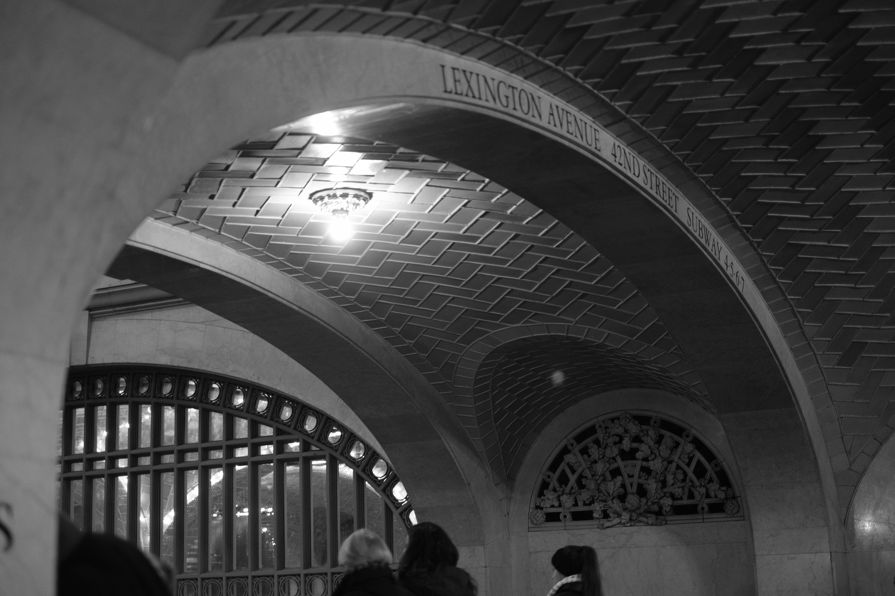 Arches at Grand Central Terminal