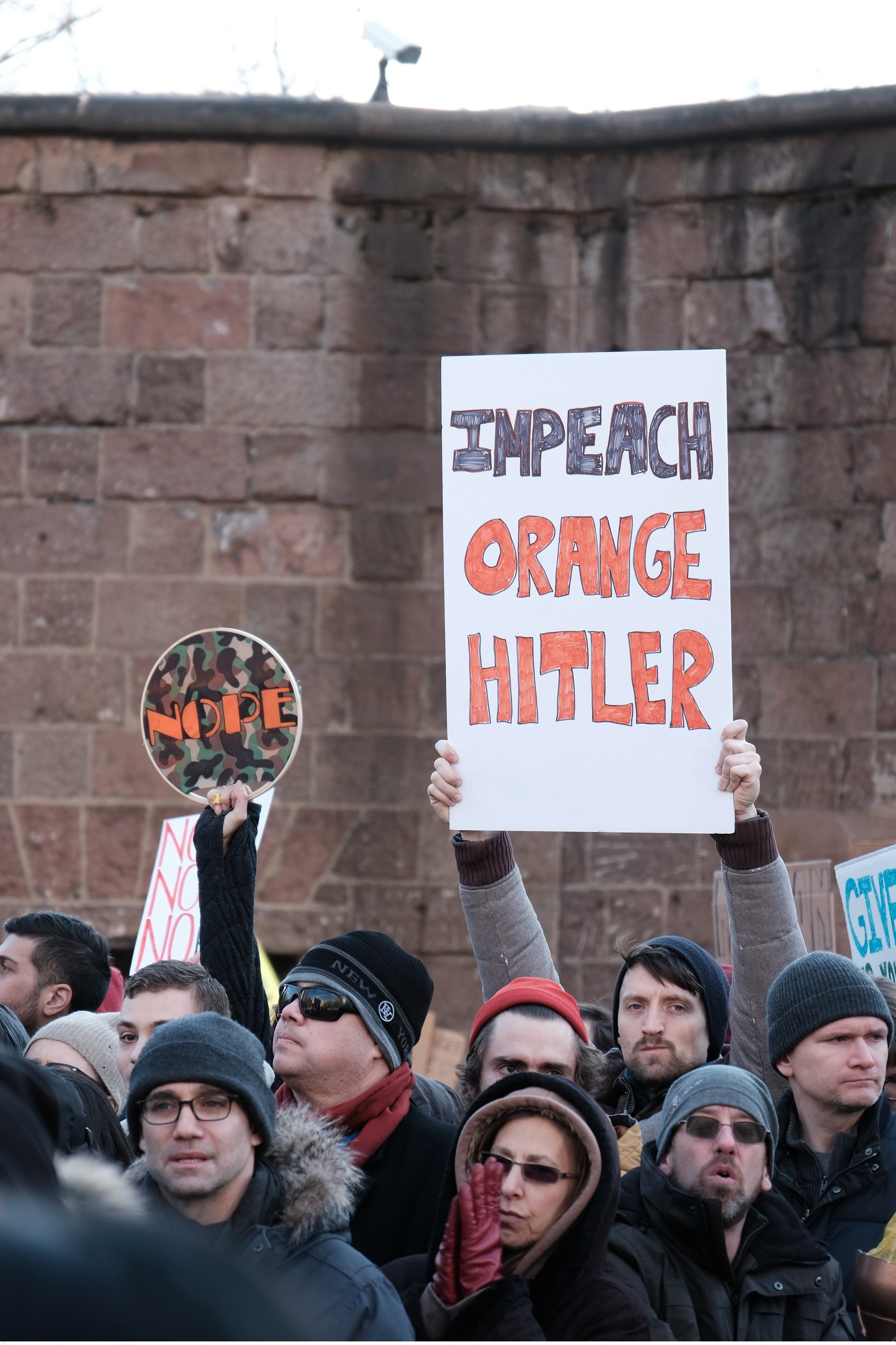 Impeach Orange Hitler