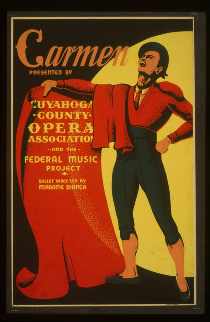 WPA Theater Posters