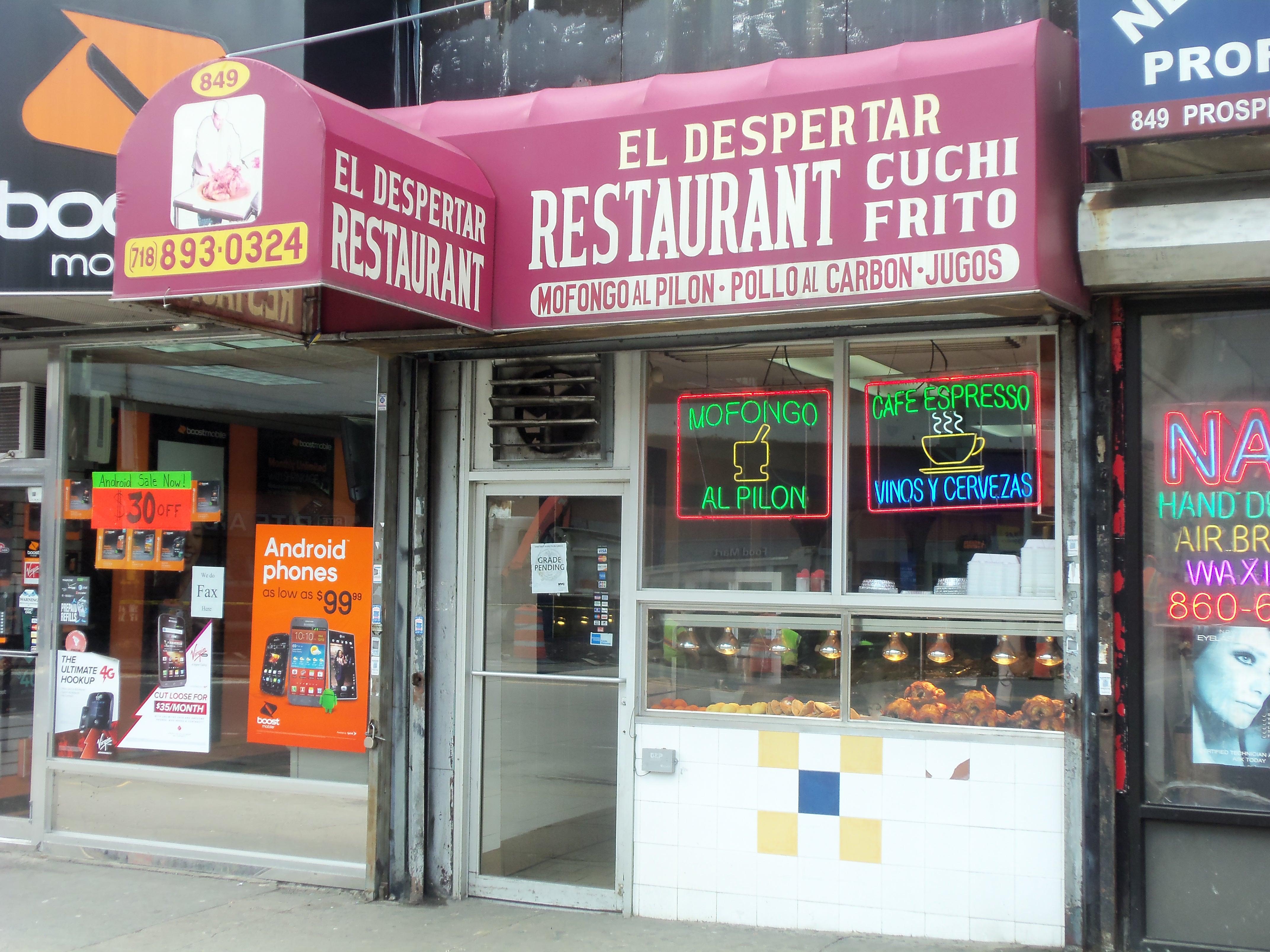 El Despertar Cuchifrito Restaurant