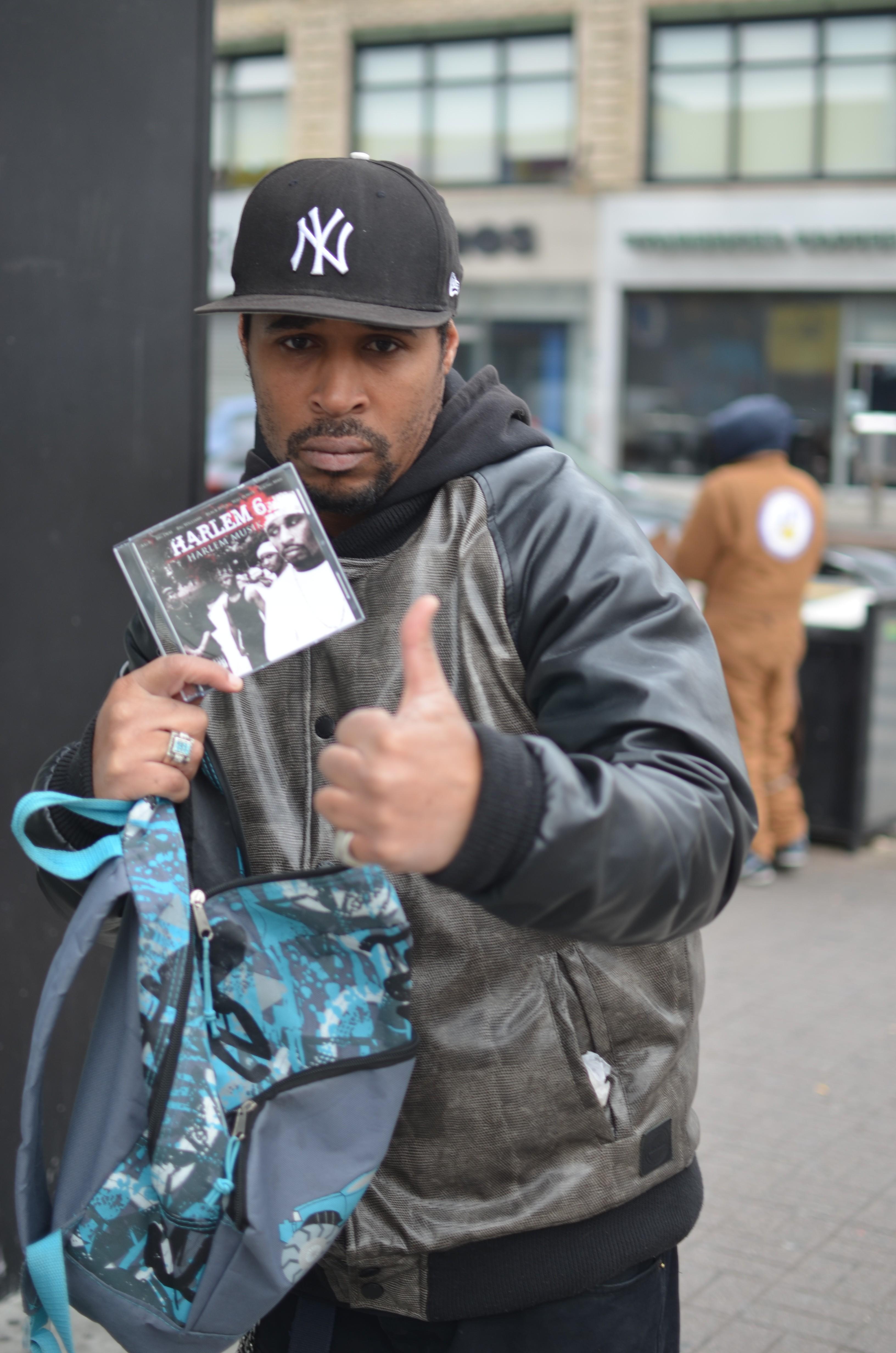 CD vendor