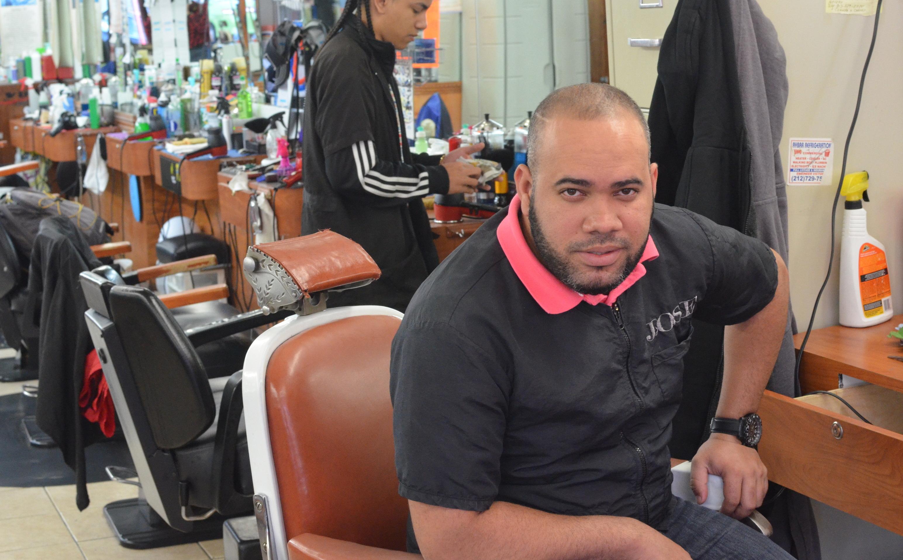 Inwood barber shop