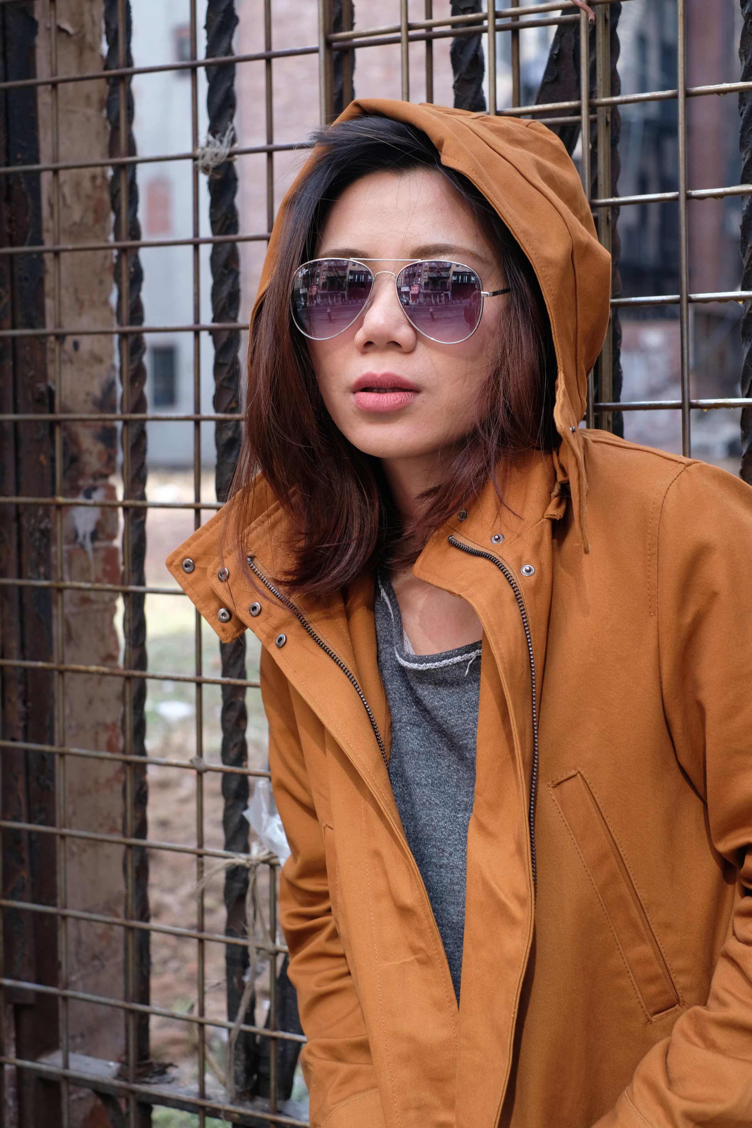 model Yuki Zhang