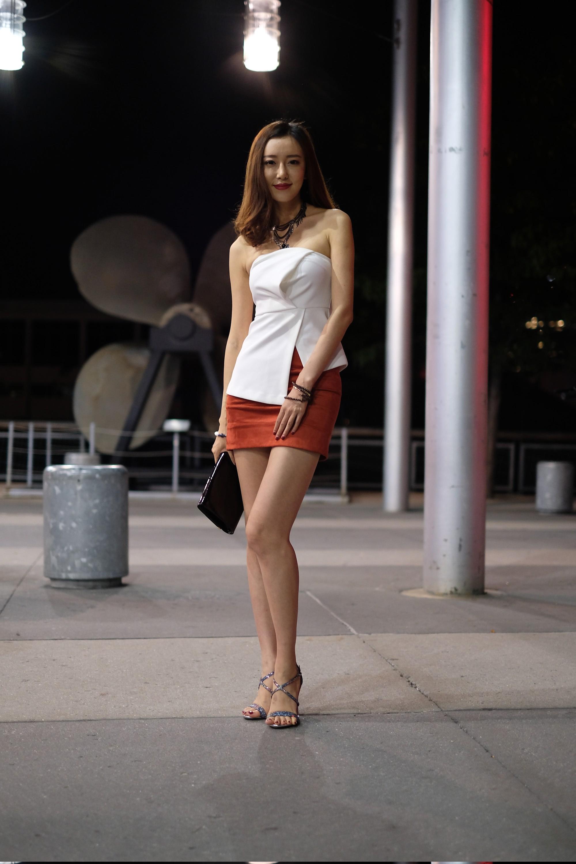 stunning Chinese girl