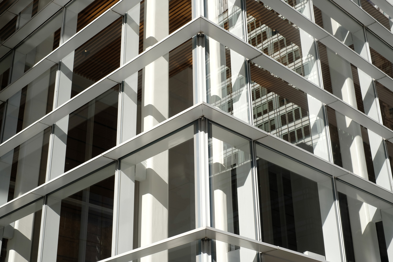 Building Facade on Sixth Avenue
